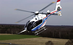 Fliegender Hubschrauber-Simulator (ACT/FHS) mit Fly-by-Light- und Fly-by-Wire-Steuerung. Bild:  DLR (CC-BY 3.0).