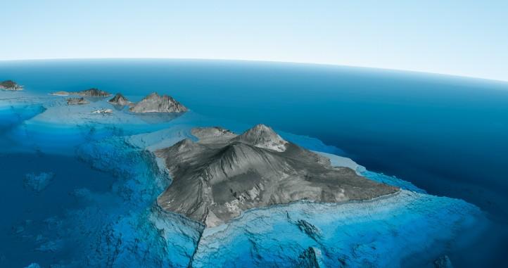 Experiment: Die virtuelle Erde. Bild: DLR (BY-CC 3.0)