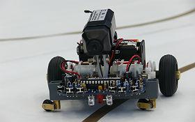 Robotik – nur eines von vielen spannenden Themen, die im DLR_School_Lab angeboten werden. Bild: DLR (CC-BY 3.0)