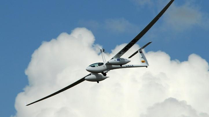 Antares, ein Forschungsflugzeug des DLR mit Brennstoffzellenantrieb. Bild: DLR (CC-BY 3.0)