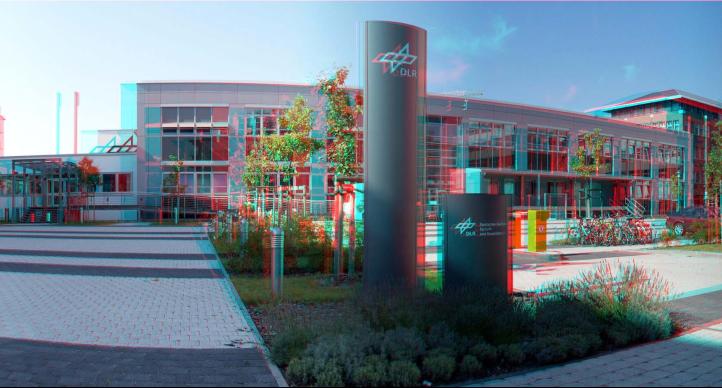 3D-Aufnahme vom DLR-Standort Berlin-Adlershof. Credit: DLR (CC-BY 3.0)