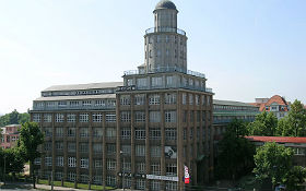 This is where the DLR_School_Lab is located: at Technische Sammlungen Dresden. Credit: Technische Sammlungen Dresden