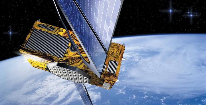Galileo ist ein ziviles, globales Satelliten-Navigationssystem, das aus 30 Satelliten besteht, die gleichmäßig auf drei Bahnebenen in ca. 24.000 Kilometer Höhe verteilt sind. Ab 2013 sollen alle GPS-Satelliten betriebsbereit sein. Bild: ESA