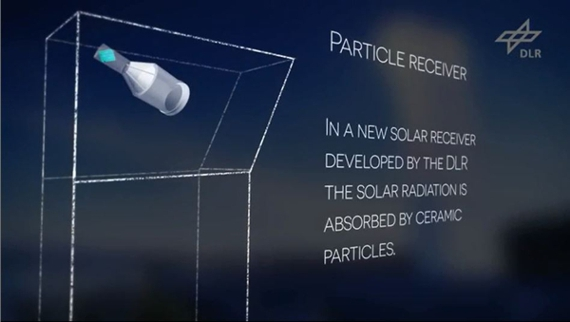 SOLAR RECEIVER OF THE NEXT GENERATION (Video)