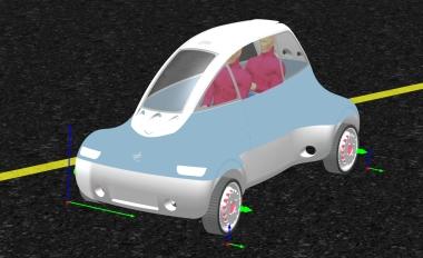 Dlr Institut Fur Systemdynamik Und Regelungstechnik Vehicle Dynamics Control
