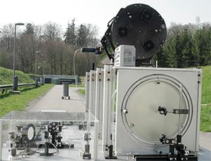 energieübertragung mit laser