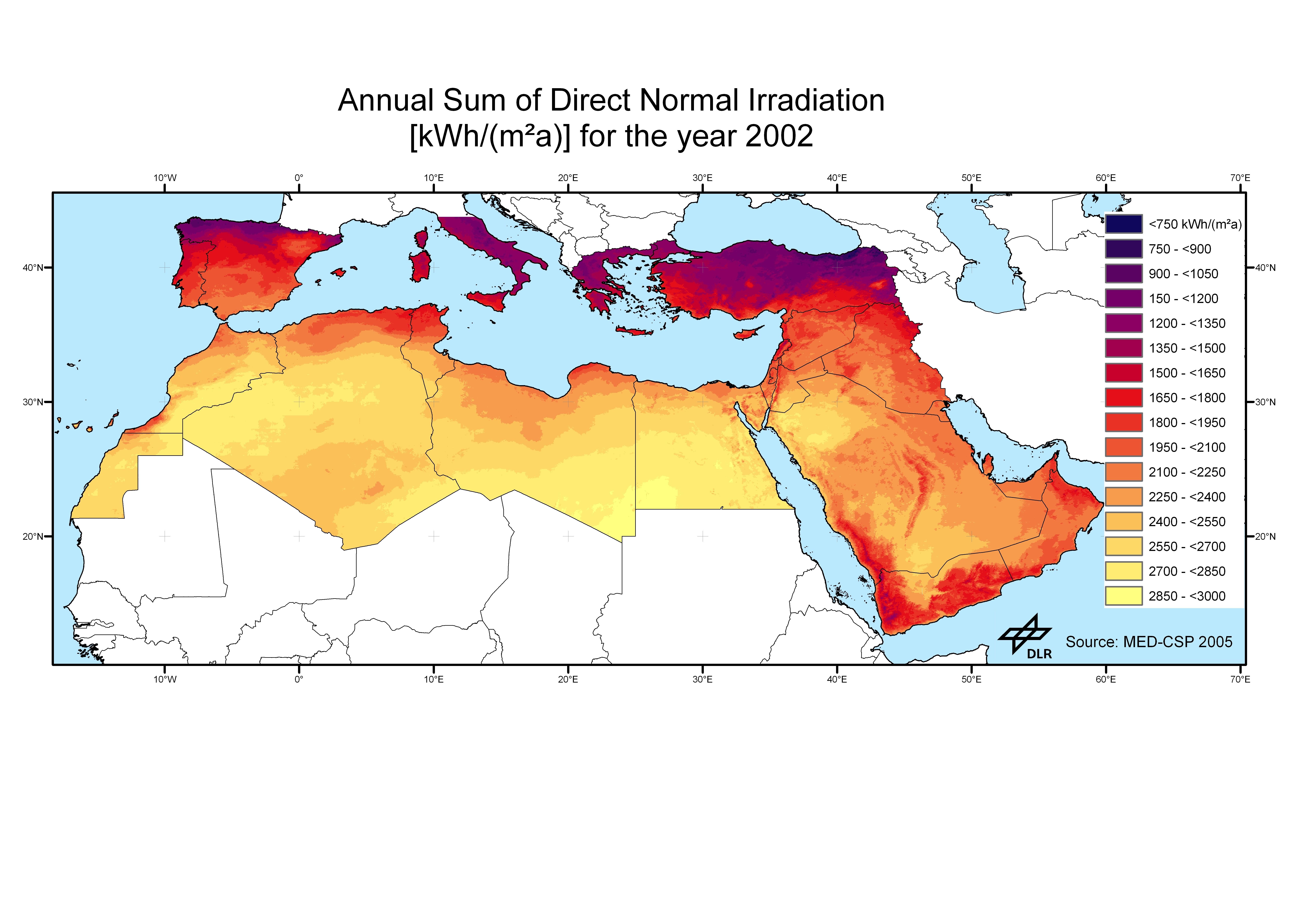 Dlr institut fr technische thermodynamik global concentrating med csp dni 2002 36mb gumiabroncs Images