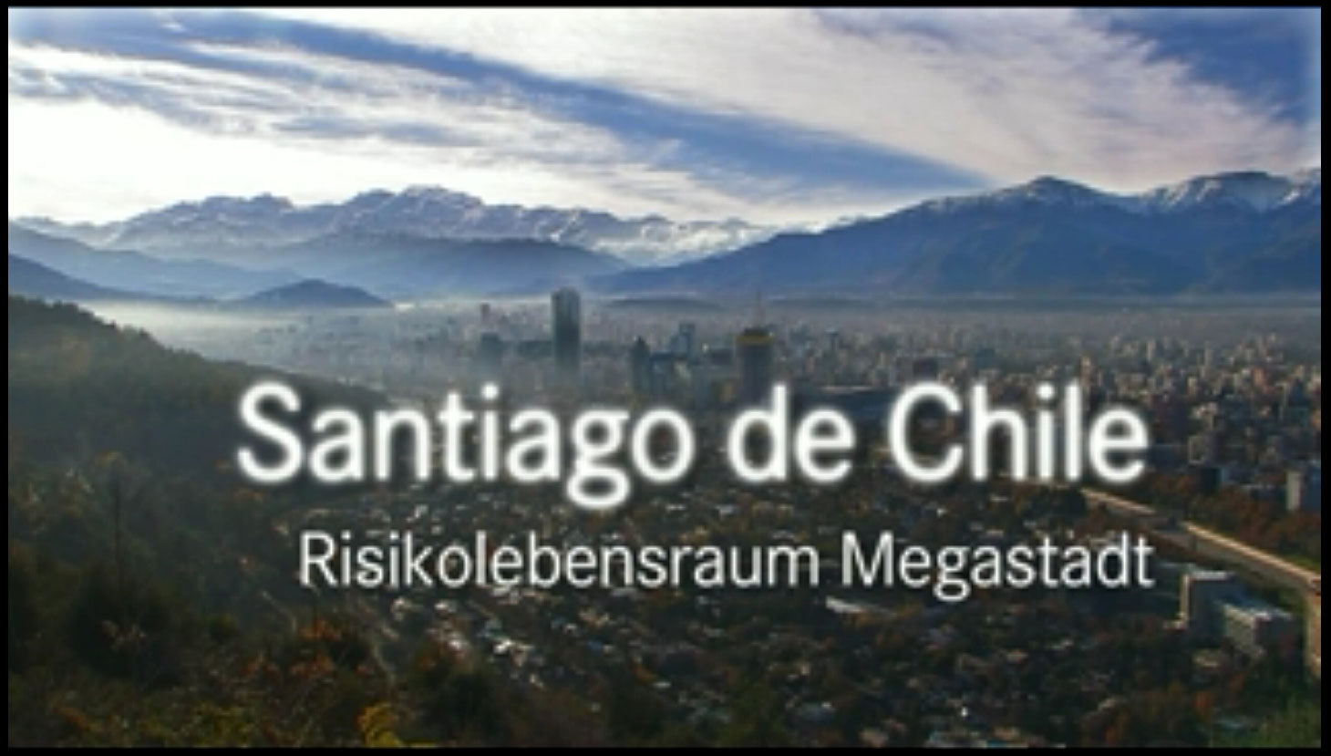 Risk Habitat Megacities (RHM)
