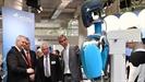 Politik trifft auf DLR-Hightech auf ILA & Hannover Messe