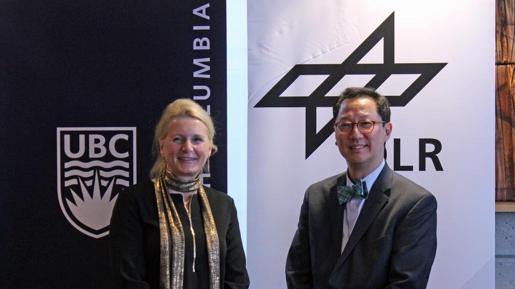 Initiative DLR@UBC: Further cooperation