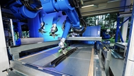 EVo %2d Fully automated resin transfer moulding (RTM) processes for high volume parts